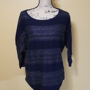 New York and Co sweater sz med nwt
